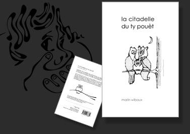 Recueil de poésie La Citadelle du Ty Pouèt